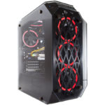 Contour EOS with 4 tempered glass panels ATX Gaming Case