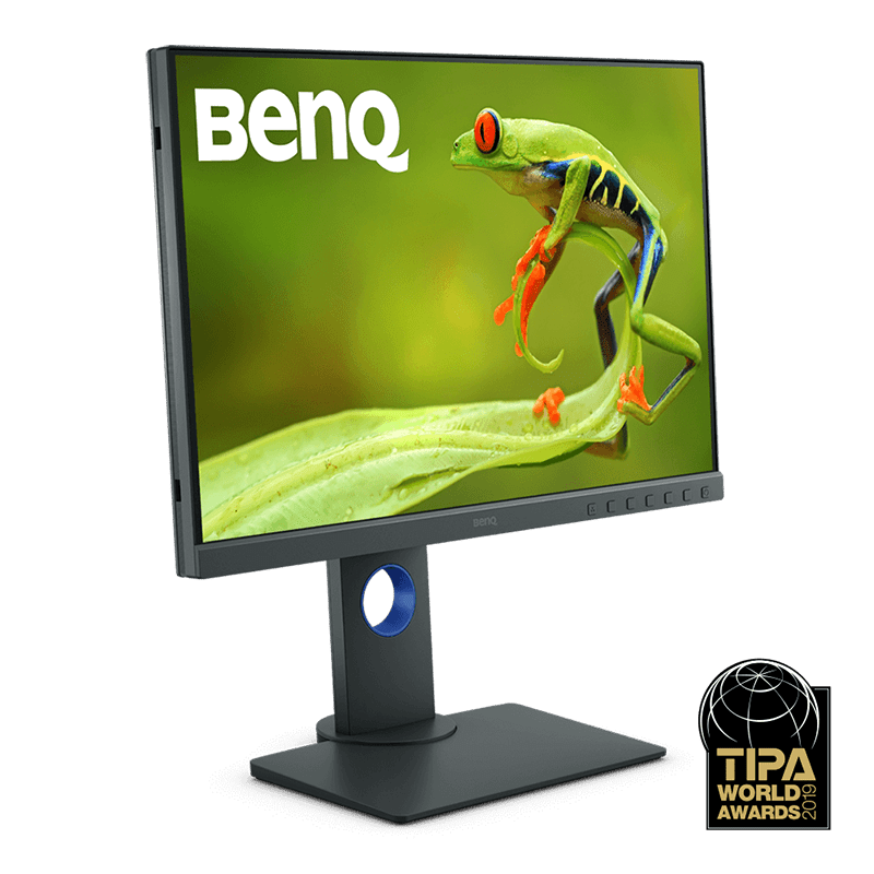 BenQ SW240 PhotoVue 24in IPS LCD Monitor