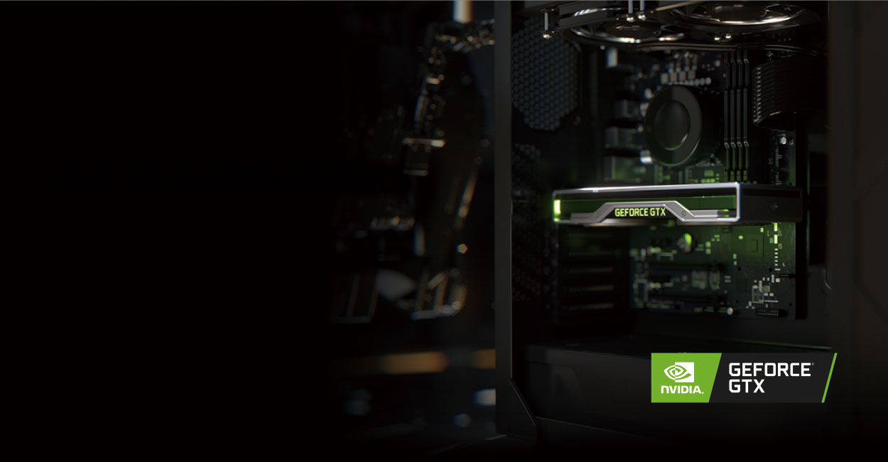 Build your PC with NVIDIA GeForce GTX 1660 Super